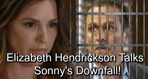 General Hospital Spoilers: Elizabeth Hendrickson Reveals Margaux's Plan to Avenge Father's Death - Fierce DA Sends Sonny To Jail