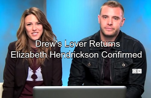 General Hospital Spoilers: Elizabeth Hendrickson Confirmed as Drew's Love Interest – Script Leak and Screentest Info Revealed