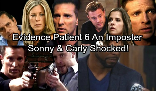 General Hospital Spoilers: Evidence Supports BM Jason – Carly and Sonny Fear Patient 6 An Imposter