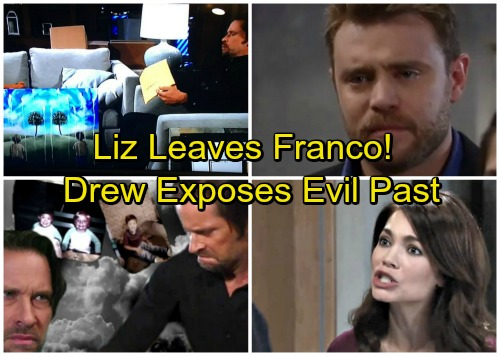 General Hospital Spoilers: Drew Remembers Franco's Violent Childhood, Exposes Shocking Truth – One Secret Too Many for Liz