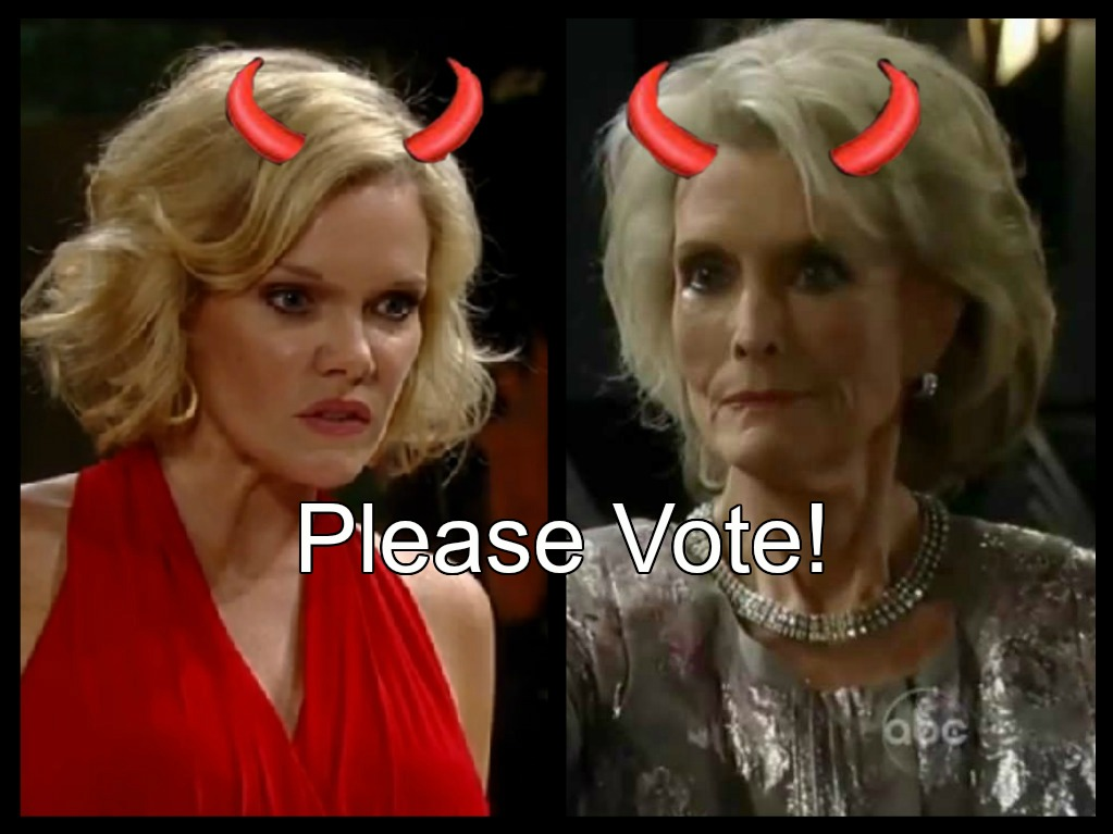 General Hospital Spoilers: Who Is More Evil, Helena Cassadine or Ava Jerome - Vote In Our Poll