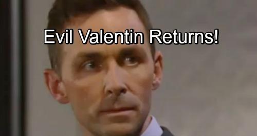 General Hospital Spoilers: Dark Cassadine Rises - Valentin's Sinister Side Takes Control