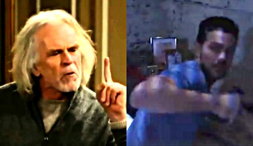 General Hospital Spoilers: Nathan Survives, Held Captive While Port Charles Mourns – Faked Death Leaves Faison in Control