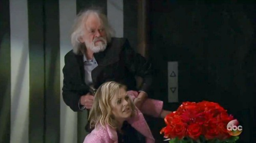 General Hospital Spoilers: Faison's Alive, Returns to Steal Grandson – Maxie Panics Over Baby Kidnapping