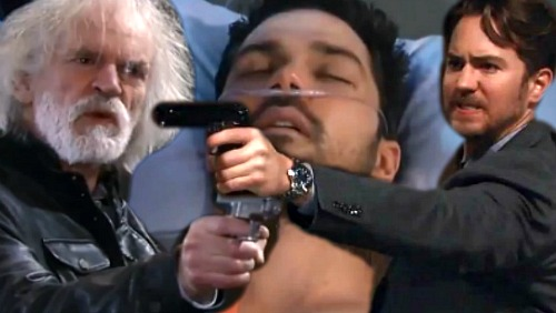 General Hospital Spoilers: Peter Shot The 'Good Son' – Set Faison Up for Nathan's Murder?