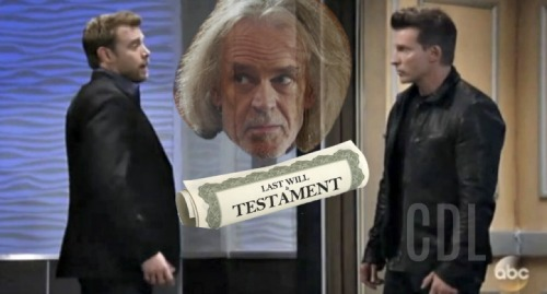 General Hospital Spoilers: Spinelli's European Disaster - Heinrik Impersonation Becomes a Death Trap