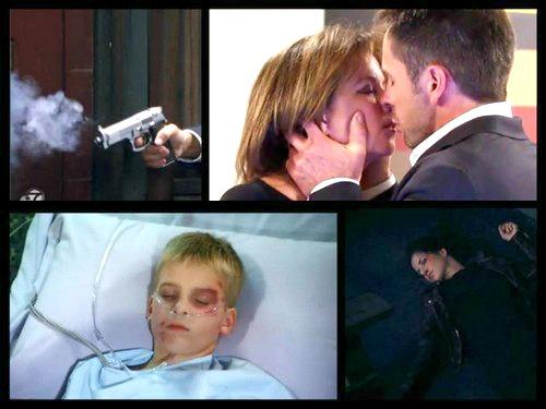 General Hospital (GH) Spoilers: February Sweeps Shockers - Mob Shootout – Jake and Sam Medical Crisis - Wedding News