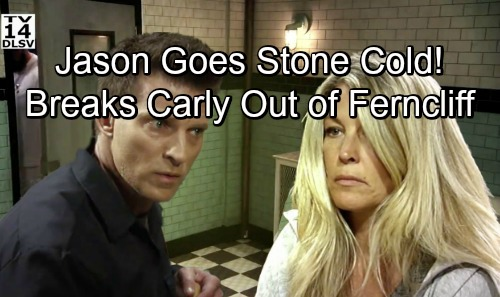 General Hospital Spoilers: Jason Plots Carly's Escape, Tired of Waiting on Nelle's Takedown – Ferncliff Getaway Brings Surprises