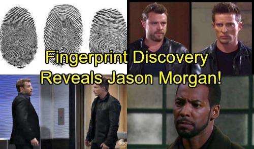 General Hospital Spoilers: Jordan Demands Twin Truth - Fingerprint Discovery Contradicts Andre