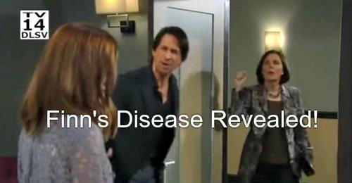 'General Hospital' Spoilers: Hayden Reveals Finn's Fatal Disease to Tracy – Lizard Man Furious Secret is Out