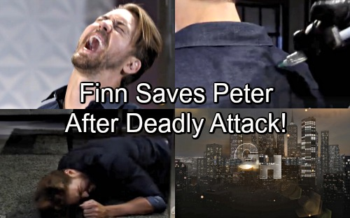 General Hospital Spoilers: Finn Finds Dying Peter After Vicious Attack – Must Act Fast to Save Anna's Son