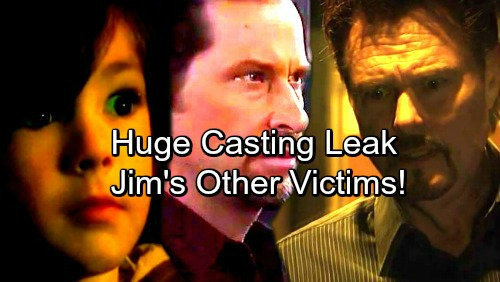 General Hospital Spoilers: New GH Character - Huge Casting Leak Offers Hot Story Clues – Evil Jim Dies, Had More Victims