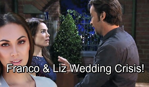 General Hospital Spoilers: Liz and Franco Face Pre-Wedding Crisis – Terry Baby Shocker Puts Big Day in Jeopardy