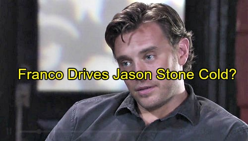 General Hospital (GH) Spoilers: Franco Drives Jason Stone Cold Over Liz and Little Jake