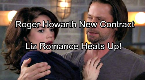 General Hospital (GH) Spoilers: Roger Howarth Signs New Contract – Franco Ready to Romance Liz