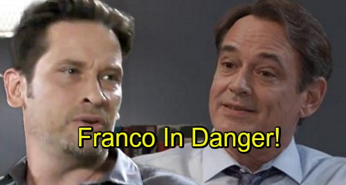 General Hospital Spoilers: Ryan Poses Deadly Threat To Franco - Therapy Sessions Lead To Danger