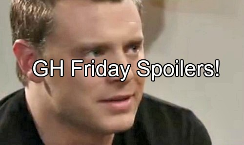 General Hospital (GH) Spoilers: Naomi Breaks up Hayden-Liz Catfight – Carly Blackmails Finn For The Truth