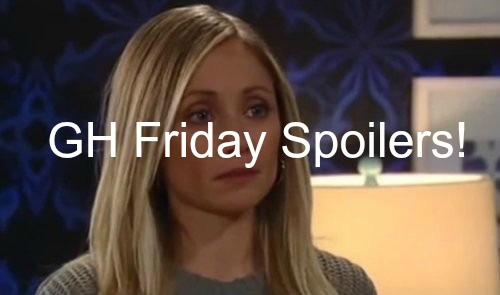 General Hospital (GH) Spoilers: Sonny's Secret Great News - Jason Remembers Sam Passion – Dante Says Lulu Marriage Over