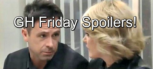 General Hospital (GH) Spoilers: Ava a 'Dead Woman Walking' - Diane and Alexis Face Off in Court, Lomax Plays Dirty