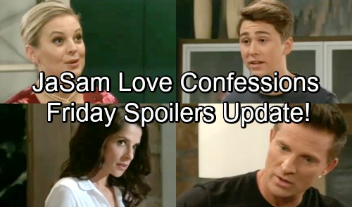 General Hospital Spoilers: Friday, October 5 Update – Drew and Kim Infuriate Oscar – 'JaSam' Love Confessions – Maxie Wants the Truth