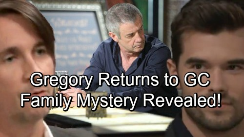 General Hospital Spoilers: Father Shocker Leaves Finn and Chase Reeling – Gregory's Return Reveals Buried Family Secret