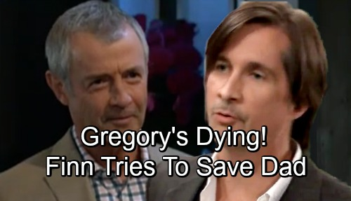 General Hospital Spoilers: Finn Struggles to Cure Dying Father – Anna and Chase Hope for Reconciliation Before It's Too Late