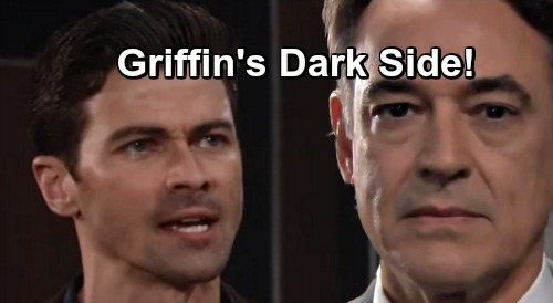 General Hospital Spoilers: Griffin's Dark Side Takes Over – Risks All to Make Kiki's Killer Pay
