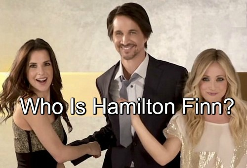 General Hospital (GH) Spoilers: Who Is Hamilton Finn - Michael Easton's New Character a Blast From Laura's Past?