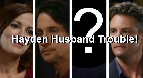 'General Hospital' Spoilers: Too Many Hayden Husbands Return - No Room For Finn?