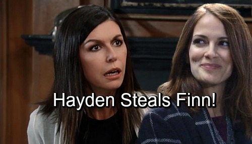 General Hospital Spoilers: GH Couple Shakeup - Hayden Pulls Finn Back, Future with Anna In Jeopardy
