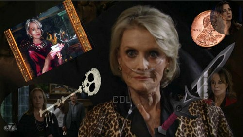 General Hospital Spoilers: Helena Lied – Lulu's Not Charlotte's Mother