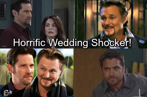 General Hospital Spoilers: Horrific Wedding Shocker, Hunt For Jim Harvey Begins – Lulu Fears for Heroic Dante