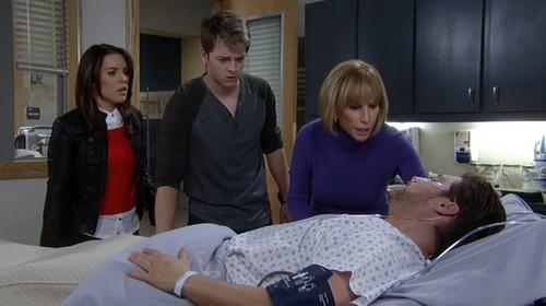 General Hospital Spoilers: AJ Quartermaine Is Alive, Sonny Set Free, Robin Returns With Luke Spencer, Sabrina and Carlos Exit