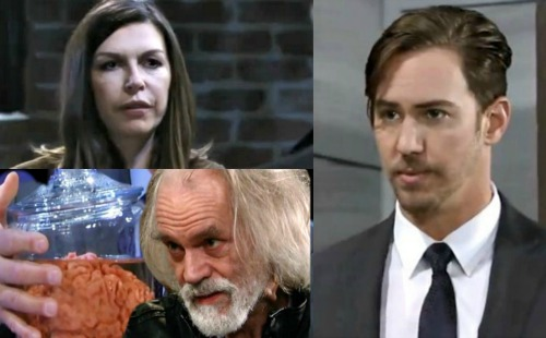 General Hospital Spoilers: Peter's Diagnosis Shocks Anna – Huntington's Disease Exposes Faison's Son and Traitor