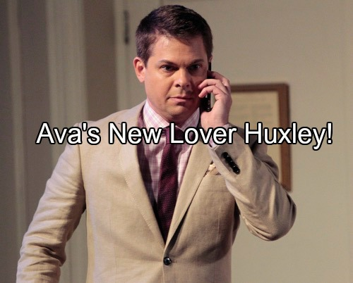 General Hospital (GH) Spoilers: Ava Gets Her Hooks Into New Love Interest, Handsome Brit Huxley
