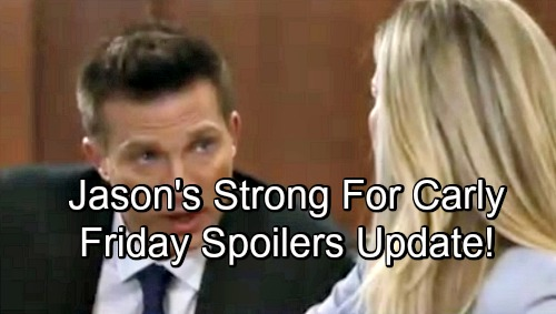 General Hospital Spoilers: Friday, June 8 Update – Margaux Tries to Trip Up Jason – Michael Rants About Nelle – Monica Fears Trouble