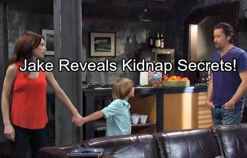General Hospital (GH) Spoilers: Jake Reveals Shocking Cassadine Kidnap Secrets to Franco