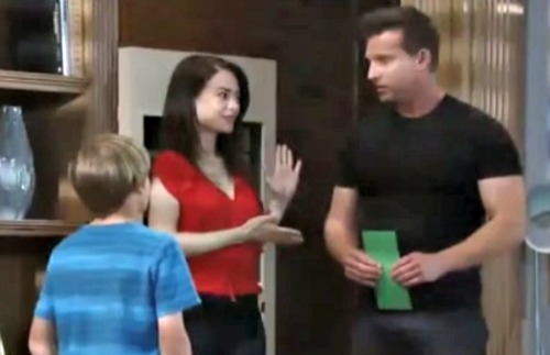 General Hospital Spoilers: GH Sneak Peek Video – Liz Helps Jason and Jake With Father-Son Bonding – Franco Faces His Fears