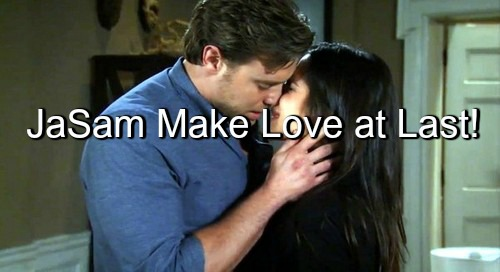 General Hospital (GH) Spoilers: Sam and Jason Finally Get Intimate - Hot JaSam Details on How It Happens