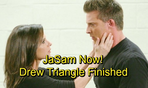 General Hospital Spoilers: Why A Sam, Jason, and Drew Love Triangle