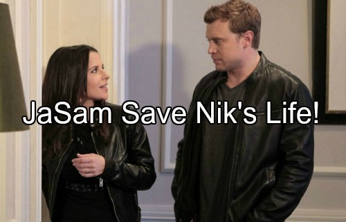 'General Hospital' Spoilers: Nikolas Life in Danger – Ava Holds Out on Huxley – Jason and Sam Misread Clues