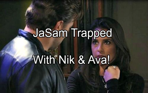 'General Hospital' Spoilers: JaSam Track Ava and Nikolas to Cassadine Island – Shock Twist as All Four Trapped Together