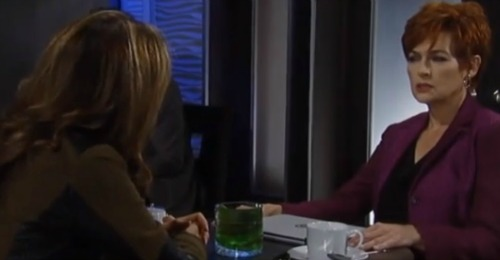 General Hospital Spoilers: Tuesday, November 14 – Carly Pushes Patient 6 to Fight for Sam, Jason Has a Plan – Anna's Big News