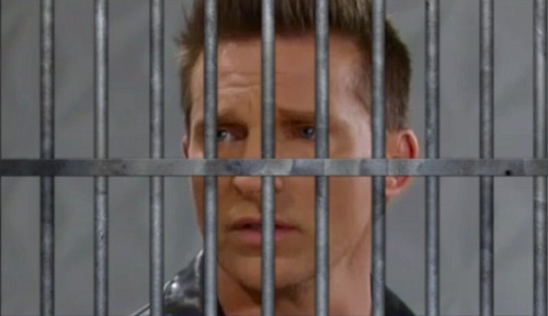 General Hospital Spoilers: Jason Arrested Digging Up Croton Body and Gun for Sonny – Sam's Nightmare Begins