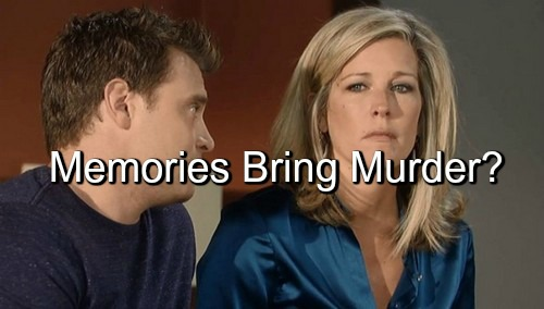 General Hospital (GH) Spoilers: Jason's Memories of Franco Return – Carly Pushes For Murderous Revenge
