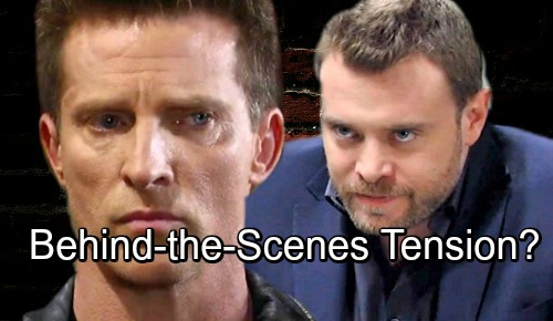 General Hospital Spoilers: Behind-the-Scenes Tension at GH for Two Leading Men – Steve Burton and Billy Miller Drama?