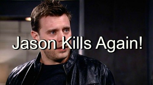 General Hospital (GH) Spoilers: Jason Takes Out Enemies in Upcoming Attack - Stunned By His Killing Ability
