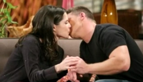 General Hospital Spoilers: Jason and Sam Take Giant Step Forward – JaSam Irresistible Passion For November Sweeps