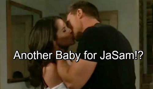 General Hospital Spoilers: Will Jason and Sam Expand The JaSam Family With Another Child?