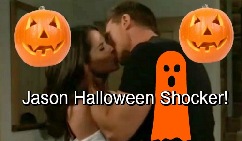 General Hospital Spoilers: Jason's Halloween Shocker – Sam's Surprise Means Great News for 'JaSam' Fans